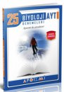 Apotemi AYT Biyoloji 25 li Denemeleri
