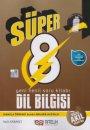 8. Sınıf LGS Dil Bilgisi Süper Yeni Nesil Soru Kitabı Nitelik Yayınları