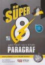 8. Sınıf LGS Paragraf Süper Yeni Nesil Soru Kitabı Nitelik Yayınları