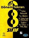 Efsane Yayınları 8. Sınıf LGS Tüm Dersler İlk Dönem Tekrarı