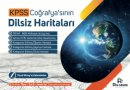 2020 KPSS Coğrafyası'nın Dilsiz Haritaları Yusuf Aktaş Şimdi Sıra Sende Yayınları