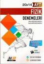 Hız ve Renk Yayınları AYT Fizik Özel Baskı 20 x 14 Denemeleri