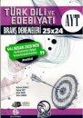 Bilgi Sarmal AYT Türk Dili ve Edebiyatı 25 x 24 Evdekal Özel Branş Denemeleri