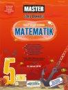 Okyanus Yayınları  5. Sınıf Master Matematik Soru Bankası