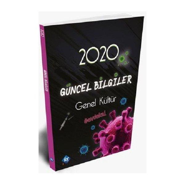 2020 KPSS Genel Kültür Güncel Bilgiler KR Akademi