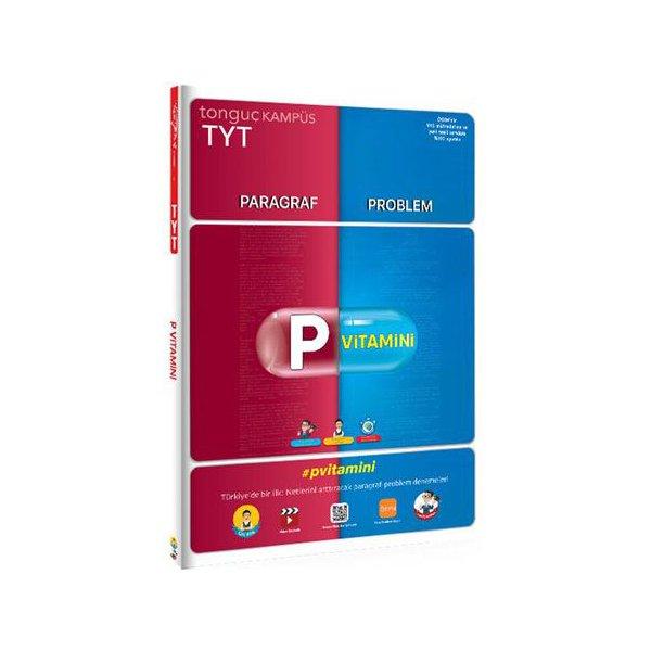 TYT Paragraf Problem P Vitamini Denemeleri Tonguç Akademi Yayınları