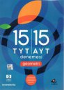 TYT AYT Geometri 15 Li Deneme Video Çözümlü Endemik Yayınları