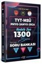 TYT MSÜ PMYO Hedefe Son 1300 Soru Bankası Çözümlü Takip Yayınları