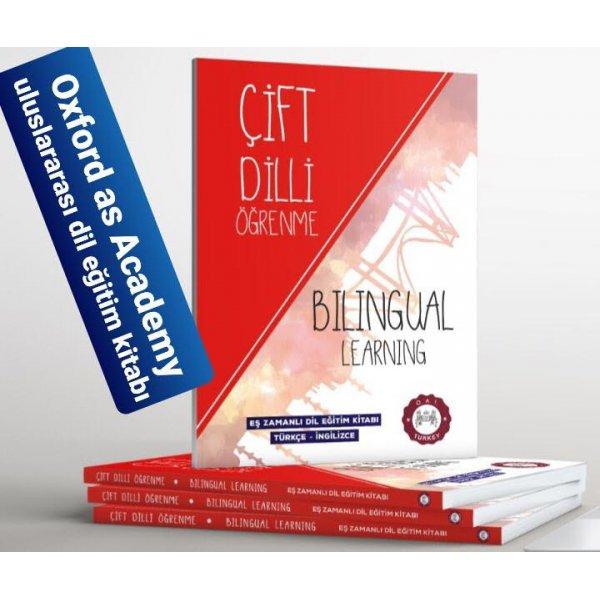 Bilingual Learning Eş Zamanlı Türkçe- İngilizce Eş Zamanlı Dil Eğitim Kitabı