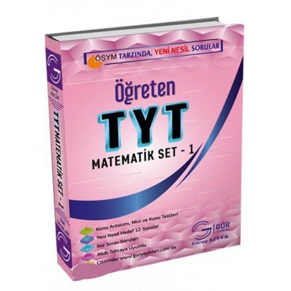 TYT Matematik Öğreten Set 1 Gür Yayınları