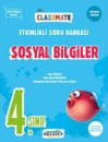 4. Sınıf Sosyal Bilgiler Classmate Etkinlikli Soru Bankası Okyanus Yayınları