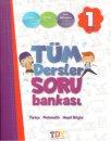 1.Sınıf Tüm Dersler Soru Bankası TDY Yayınları