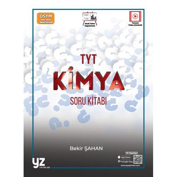 Tyt Kimya Soru Kitabı Video Çözümlü Yz Yayınları