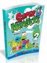 Super Monsters Grade 2 Students Book YDS Publishing