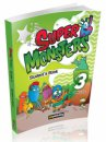 Super Monsters Grade 3 Students Book YDS Publishing