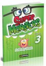 Super Monsters Grade 3 Activity Book YDS Publishing