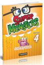 Super Monsters Grade 4 Activity Book YDS Publishing