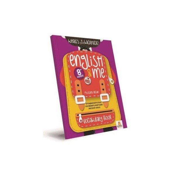Çanta Yayınları 8. Sınıf English Me Vocabulary Book