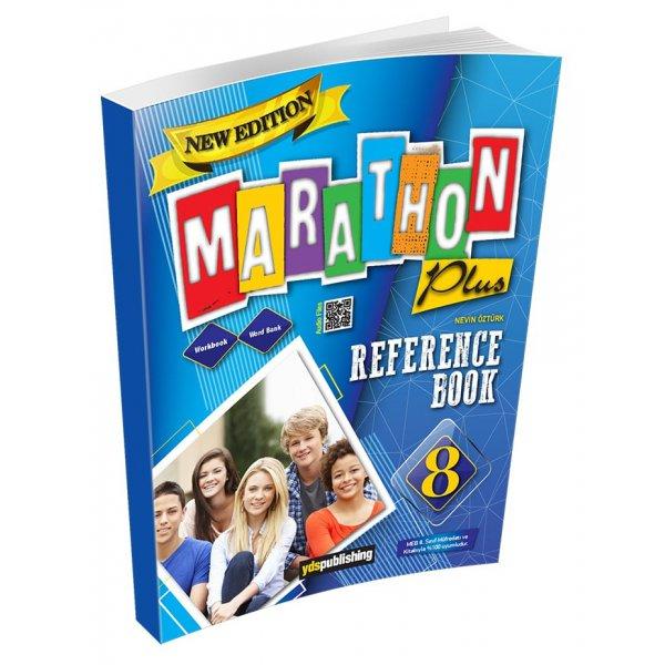 New Edition Marathon Plus 3 Reference Book YDS Publishing