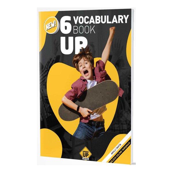 6. Sınıf Vocabulary Book Up Speed Up Publishing