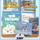 3. Sınıf Yarıyıl Tatil Seti Üçgen Yayınları
