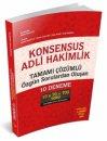 Savaş Yayınları KONSENSUS Adli Hakimlik Tamamı Çözümlü 10 Deneme