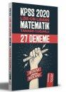 Benim Hocam 2021 KPSS Lise Ön Lisans Matematik Tamamı Çözümlü 27 Deneme