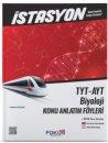 Fokus Net Yayıncılık TYT AYT Biyoloji İstasyon Konu Anlatım Föyleri