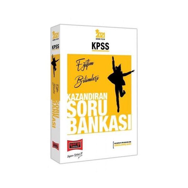 Yargı Yayınları 2021 KPSS Eğitim Bilimleri Kazandıran Soru Bankası