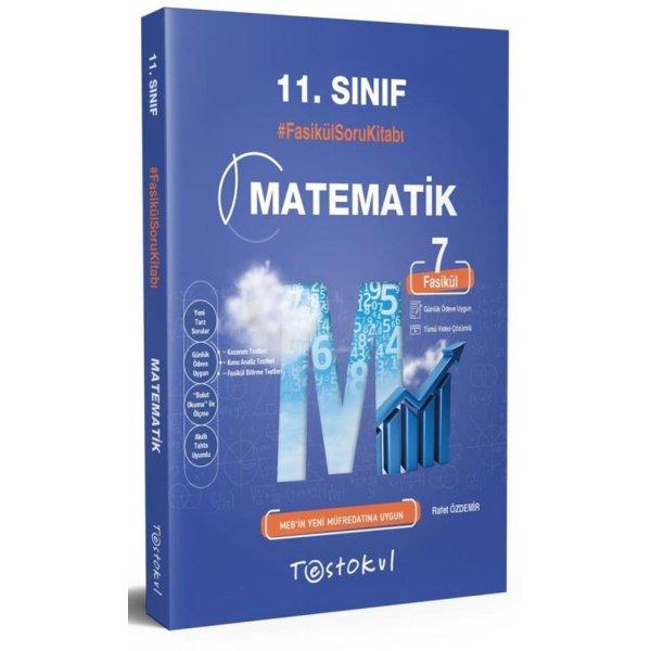 Test Okul 11. Sınıf Matematik Fasikül Soru Kitabı
