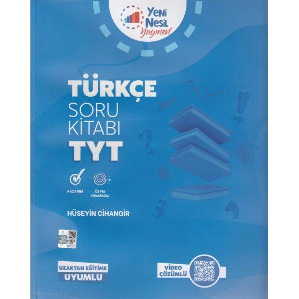 Tyt Türkçe Soru Kitabı Video Çözümlü Yeni Nesil Yayıncılık