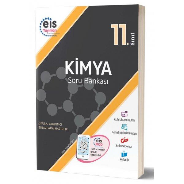 11. Sınıf Kimya Soru Bankası Eis Yayınları