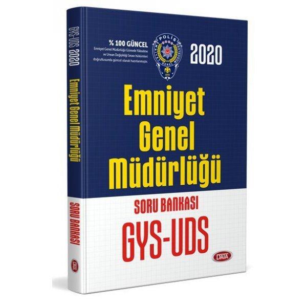 2020 GYS UDS Emniyet Genel Müdürlüğü Soru Bankası Görevde Yükselme Data Yayınları