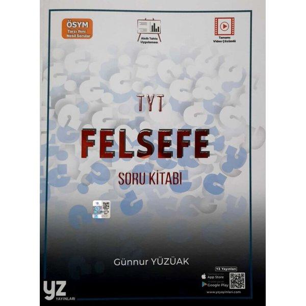 Tyt Felsefe Soru Kitabı Video Çözümlü Yz Yayınları