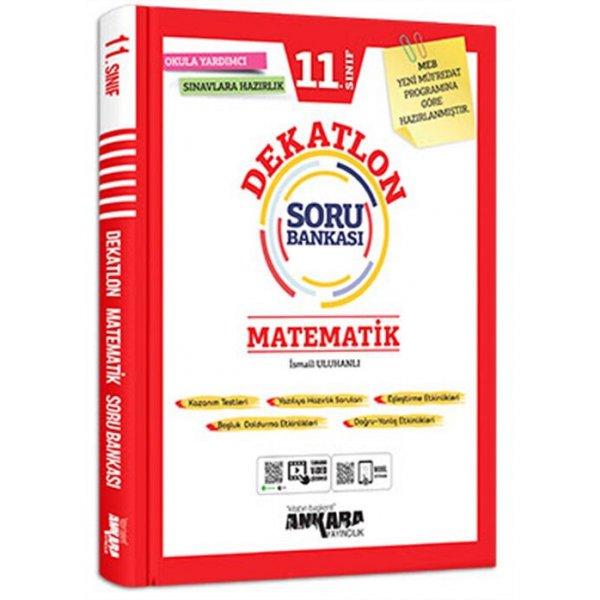 11. Sınıf Matematik Dekatlon Soru Bankası Ankara Yayıncılık