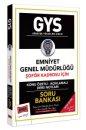GYS Emniyet Genel Müdürlüğü Şoför Kadrosu İçin Konu Özetli Soru Bankası Yargı Yayınları