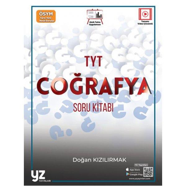 Tyt Coğrafya Soru Kitabı Video Çözümlü Yz Yayınları