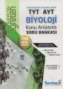 Seviye Yayınları TYT AYT Biyoloji Öğreten Konu Anlatımlı Soru Bankası