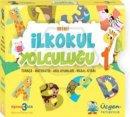 1.Sınıf Mini İlkokul Yolculuğu Üçgen Yayınları