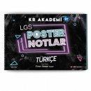 LGS Türkçe Poster Notları Kr Akademi