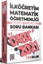 Yediiklim Yayınları 2021 ÖABT İlköğretim Matematik Öğretmenliği Tamamı Çözümlü Soru Bankası