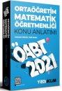 2021 ÖABT Ortaöğretim Matematik Öğretmenliği Konu Anlatımı Yediiklim Yayınları