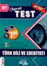 YKS AYT Türk Dili ve Edebiyatı 64 Yaprak Test Tümler Yayınları