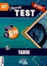 YKS AYT Tarih 48 Yaprak Test Tümler Yayınları