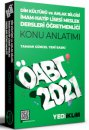 2021 ÖABT Din Kültürü ve Ahlak Bilgisi İmam Hatip Lisesi Meslek Dersleri Öğretmenliği Konu Anlatımı Yediiklim Yayınları