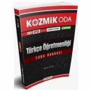 2021  ÖABT Türkçe Öğretmenliği Tamamı PDF Çözümlü Soru Bankası Kozmik Oda Yayınları