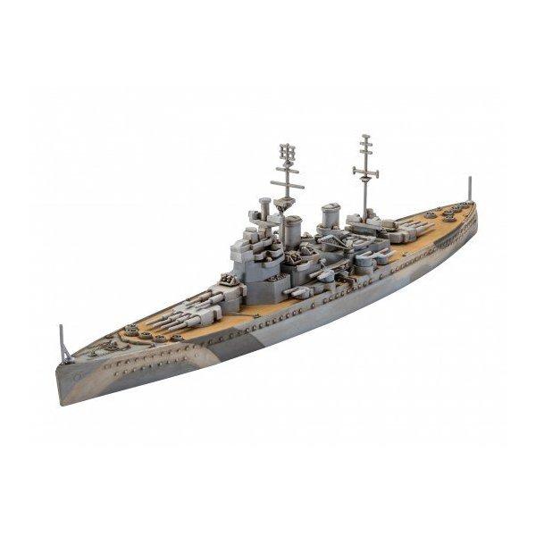 Revell M.Set HMS King GeorgeV