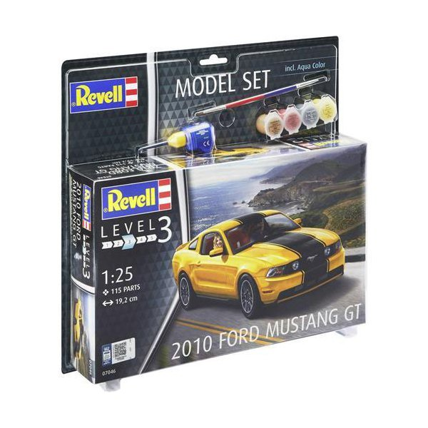 Revell M.Set Ford Mustang