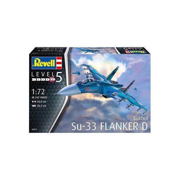 Revell Sukhoi Su-33 Flanker