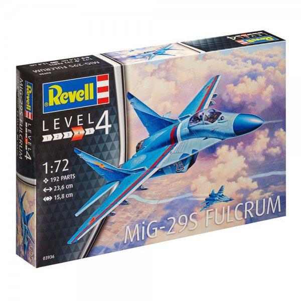 Revell MiG-29S
